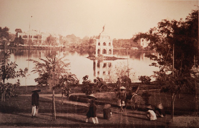 Vietnam's rustic beauty of the 19th century