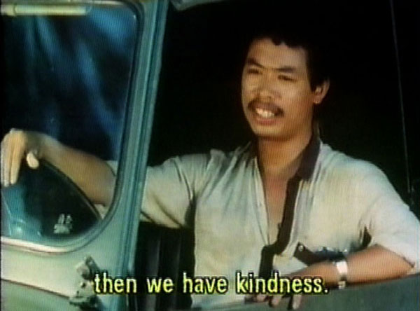 """An image from the international award winning documentary """"Story of Kindness"""" by filmmaker Tran Van Thuy."""