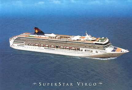 Superstar Virgo Cruise Ships To Visit Ha Long By October