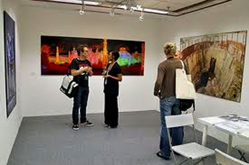 Vietnamese contemporary arts, Saigon, Vietnamese artists