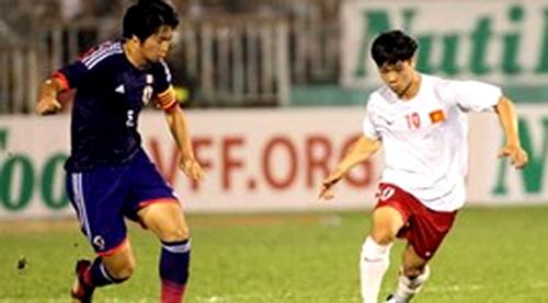 U19 Vietnam, Japan, professional skills