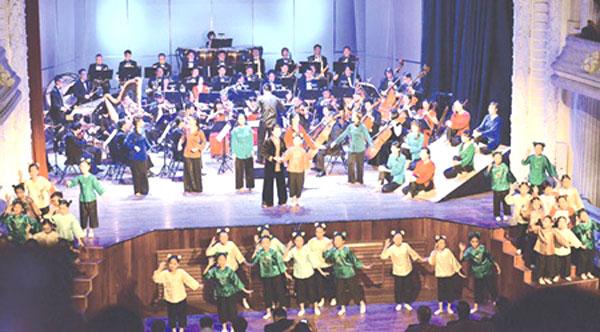 Concert to mark musical heritage news vietnamnet - Appartement renove hanoi hung manh tran ...
