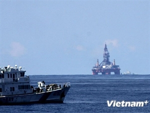 Vietnam, drilling rig, tensions in East Sea
