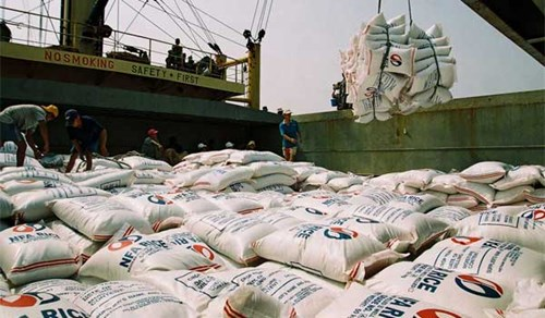 Vietnam, rice export, FOB price, high demand