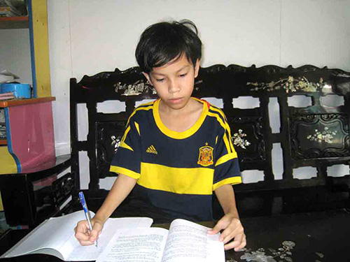 Vietnam, child prodigies, primary school, teaching method