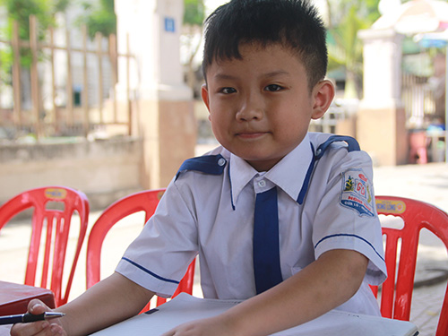 Vietnam, child prodigy, education, budget