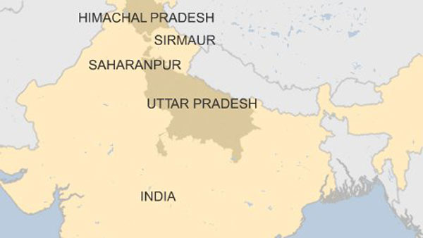 India road crash kills 13 tourists in Himachal Pradesh