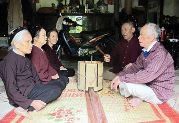 Bac Ninh, singing tradition, quan ho, ca tru