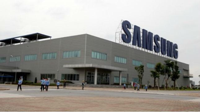 Samsung project, Bac Ninh, Thai Nguyen