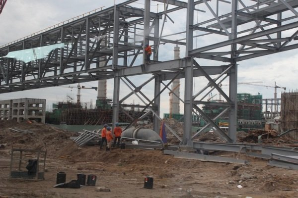 Formosa seeks steel economic zone