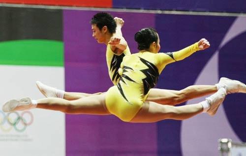 VN win three bronzes at world aerobics event
