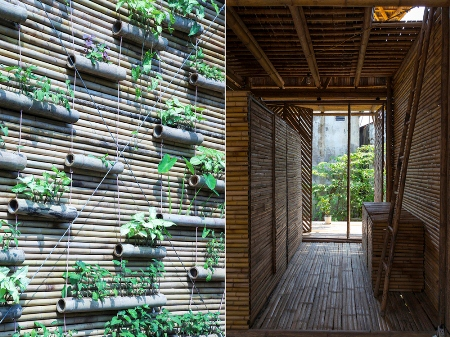 Vietnamese Bamboo House Introduced In Time Magazine News