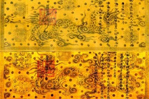 Thuong Temple, Ha Tinh, mandarin To Hien Thanh