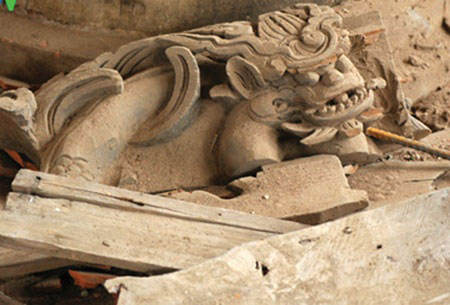 Ha Noi, ancient pagoda, restoration, ancient culture