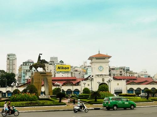 Interesting shopping addresses in Saigon
