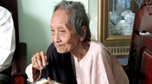 Oldest person, Vietnam Records Organization, HCM City, Guinness World Records