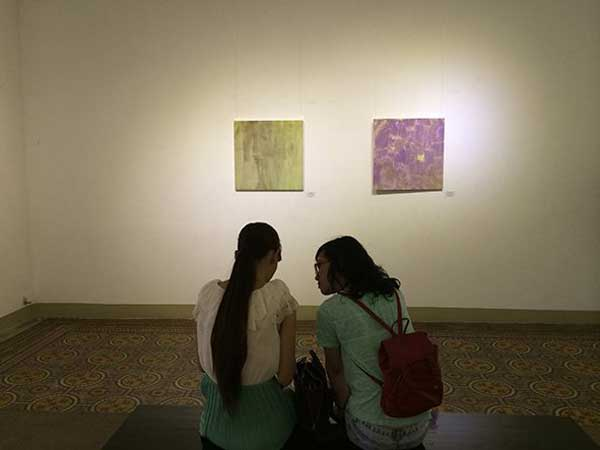 Contemporary art by Japanese and Vietnamese artists on show at museum