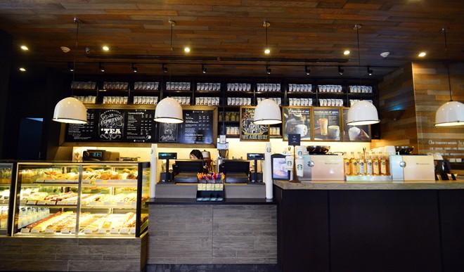 Inside The First Starbucks Store In Hanoi News VietNamNet