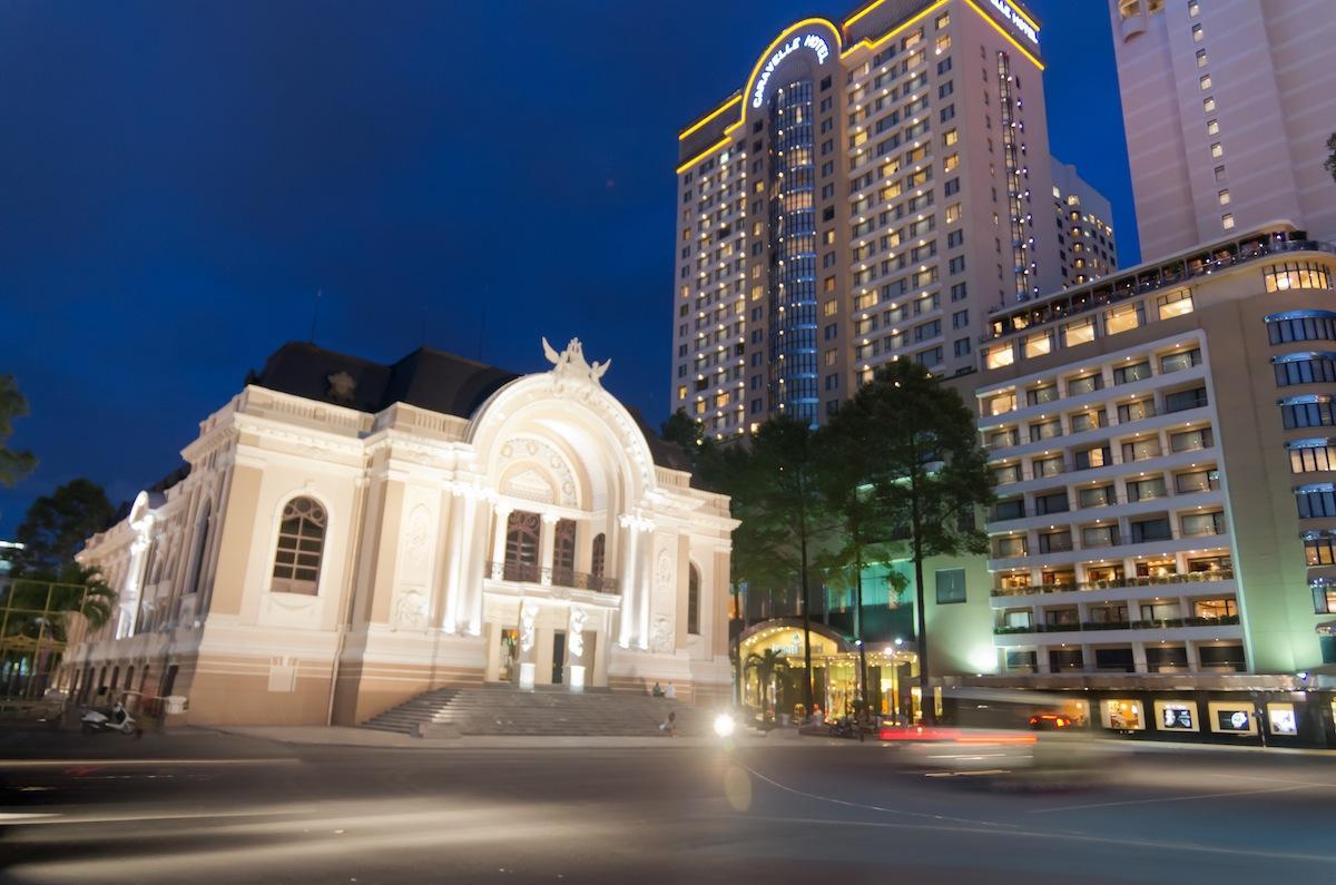 Hotel In Hcm City