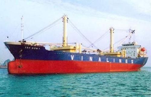 Vinalines, seek help, Vinalines Sky, Vinalines Trader ships