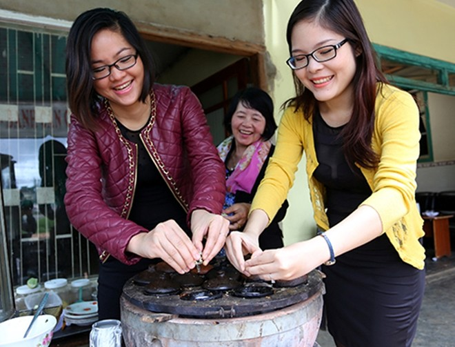 Da Nang sisters introduce Vietnamese cuisine to the world