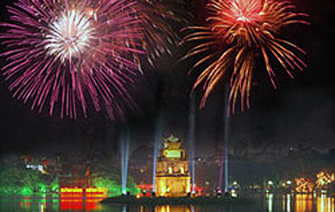 Hanoi to hold firework displays at 30 sites in October