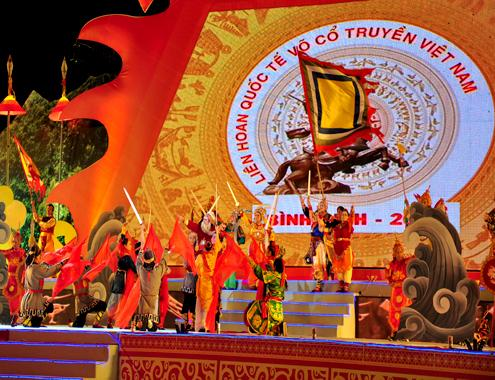 Binh Dinh martial arts recognized as national cultural heritage