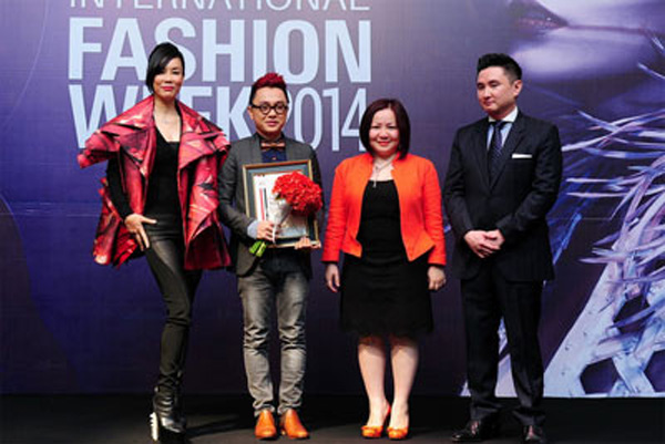 Fashion Shows on tv vn Fashion Designer Nguyen