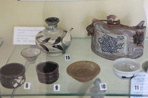 Ceramics museum, local pottery history, Bat Trang Village
