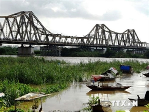 Hanoi, build, new bridge, Long Bien Bridge