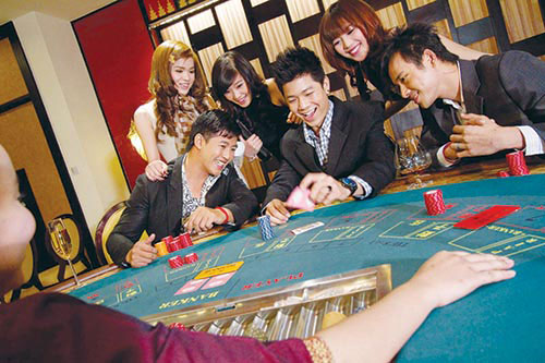Gambling low income