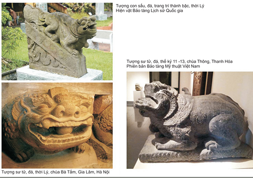 Culture Ministry sends dispatch on the appropriate use of animal statues in VN