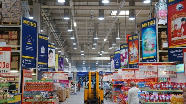 Suppliers fret about new Thai owner of supermarket chain Metro Cash&Carry