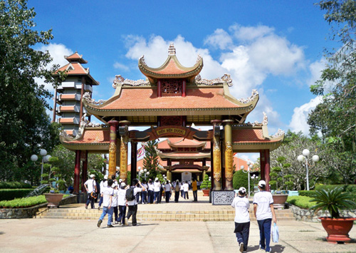 HCM City spends $7.5 million to protect Cu Chi Tunnels
