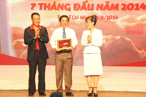 VietJet sees huge jump in number of passengers in first seven months of 2014