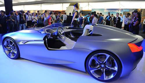 luxury-car market, automobile