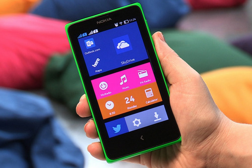 Smartphone giants, Samsung, Microsoft