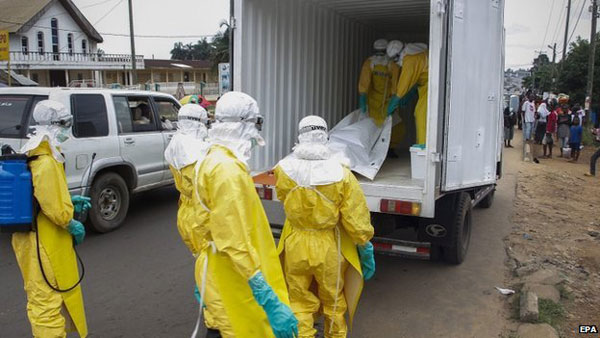 Ebola outbreak 'threatens Liberia's national existence'
