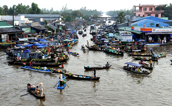 Mekong, ITE HCMC, Sai Gon River, tourist attractions