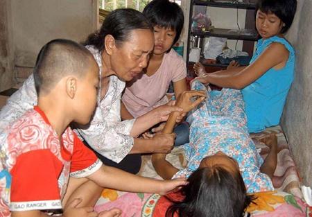 Vietnam, healthcare, patients, Can Tho