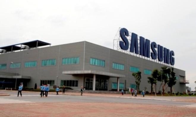 Vietnam, Samsung, supporting industries