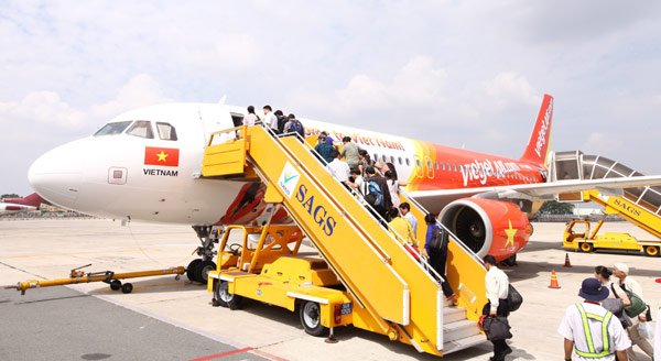 360,000 VietJet tickets available for Lunar New Year 2015
