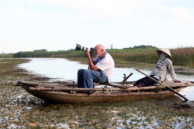 Van Long Lagoon, Delacour's langurs