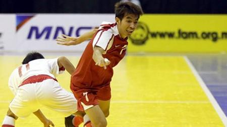 Vietnam beat Thailand 2-0 in futsal to gain Group B lead