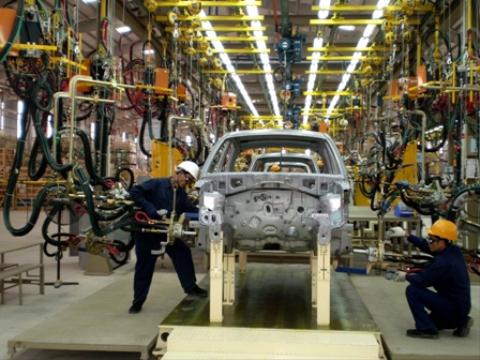 Japanese businesses, support industry