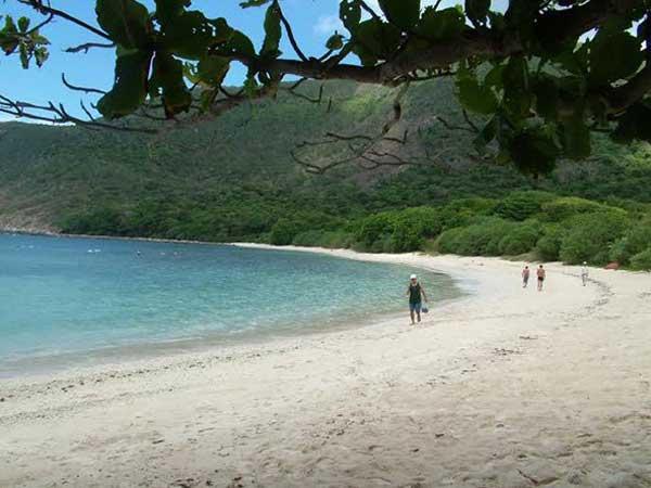 Con Dao Island, Bay Canh Islet, Vung Tau City, sea tourism