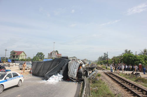 Illegal railway crossings cost lives