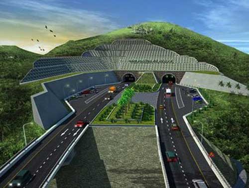 Former Minister of Transport Ho Nghia Dung, DCIC, Ca Pass tunnel project