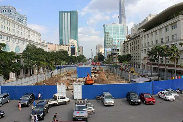 HCM City, Hanoi to open pedestrian square and streets