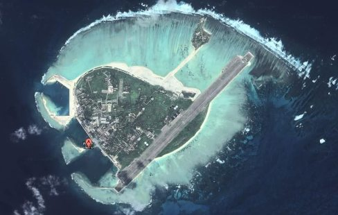 Freedom of navigation and sovereignty of Paracel and Spratly Islands